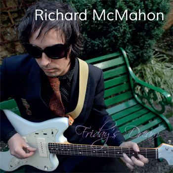 Richard McMahon - The Illustrated Man CD